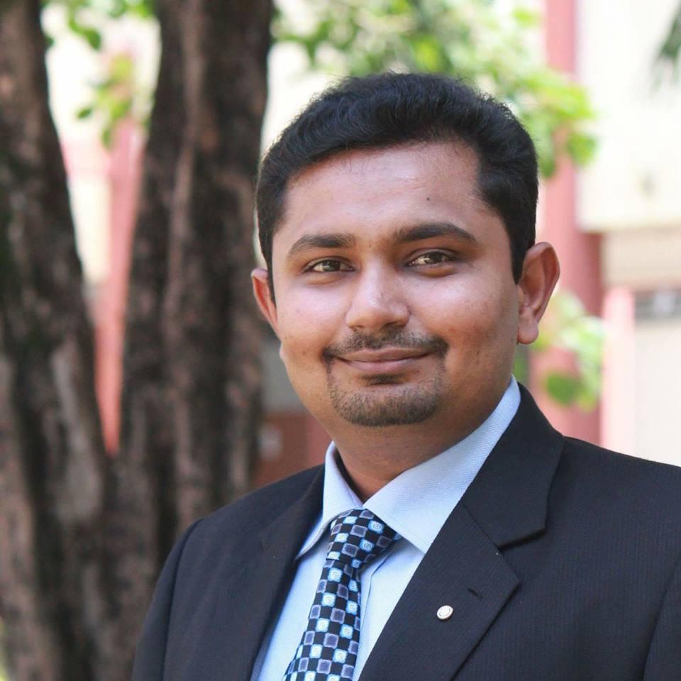 Sunil Hasmukh